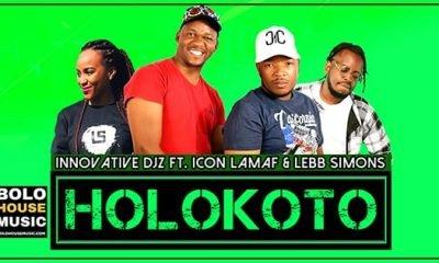 Innovative DJz - Holokoto ft Icon Lamaf & Lebb Simons