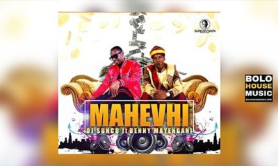 DJ Sunco - Mahevhi Ft Benny Mayengani