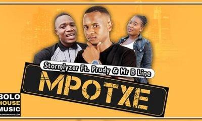 Stormlyzer - Mpotxe Ft Prudy & Mr B Line
