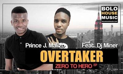 Prince J.Malizo - Overtaker Feat DJ Miner