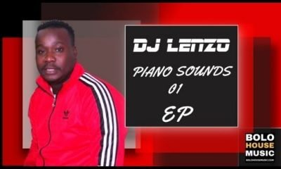 DJ Lenzo - Piano Sounds 01 EP 2020