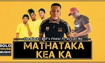 BGF's Finest - Mathataka ke Aka