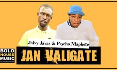 Jaivy Javas & Psycho Maphete - Jan Valigate