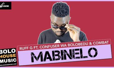 Ruff G - Mabinelo Ft. Confuser Wa Bolobedu & Combat