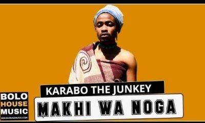 Karabo the Junkey - Makhi Wa Noga