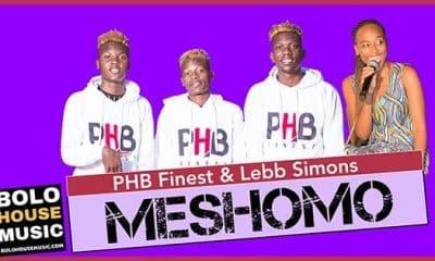 PHB Finest & Lebb Simons - Meshomo