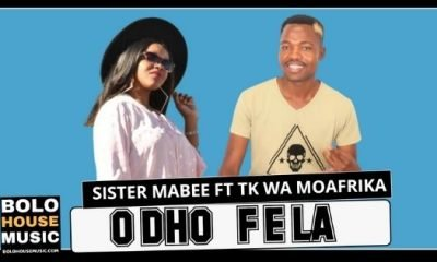Sister Mabee x TK Wa MoAfrika - Odho Fela