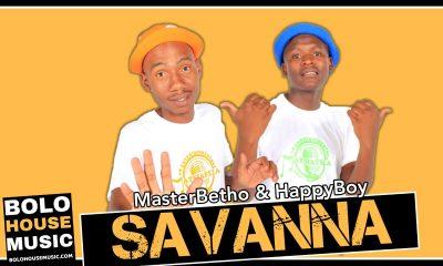 Master Betho & Happy Boy - Savanna