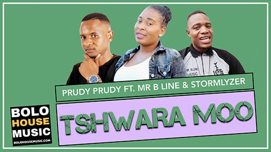 Prudy Prudy - Tshwara Moo Ft Mr B Line & Stormlyzer