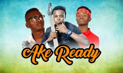 King Monada - Ake Ready ft Mack Eaze and Henny C