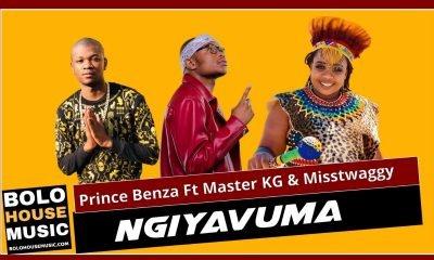 Prince Benza - Ngiyavuma Ft Master KG