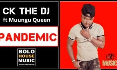 CK The Dj - Pandemic Ft Muungu Queen