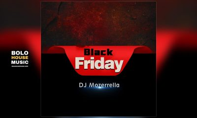 DJ Mozerrella - Black Friday