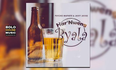 Psycho Maphete & Jaivy Javas - Har'nweng Byala