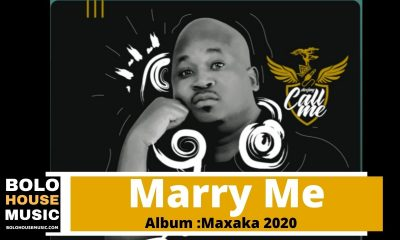 DJ Call Me - Marry Me