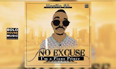 Mosilo SA - No Excuse I'm A Piano Prince (Album)