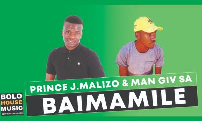 Prince J.Malizo x Man Giv SA - Baimamile