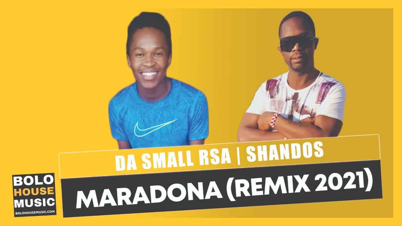 Da Small RSA x Shandos - Maradona remix