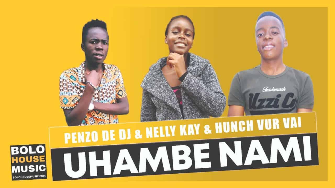 Uhambe Nami - Penzo De Dj