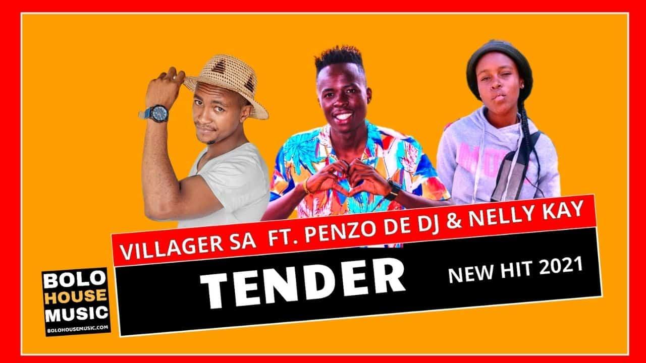 Villager SA - Tender Ft. Penzo De DJ & Nelly Kay
