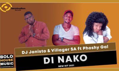 Di Nako - DJ Janisto & Villager SA ft Phoshy Gal