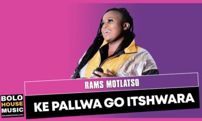 Rams Motlatso - Ke Pallwa Go Itshwara