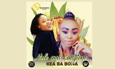 Atelo & Ladytone - Kea Ba Bona