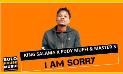 King Salama - I am Sorry