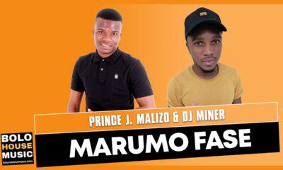 Prince J.Malizo x Dj Miner - Marumo Fase