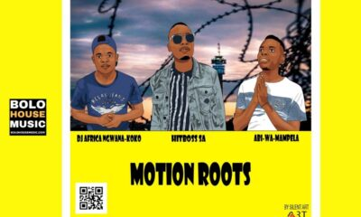 Motion Roots - Moruti la Mpolaisa ft Majoisana