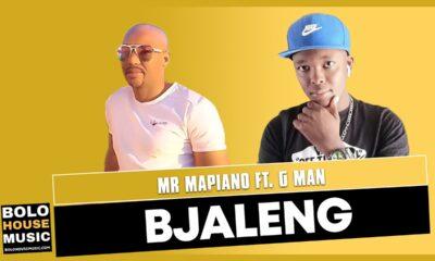 Mr Mapiano ft G Man - Bjaleng