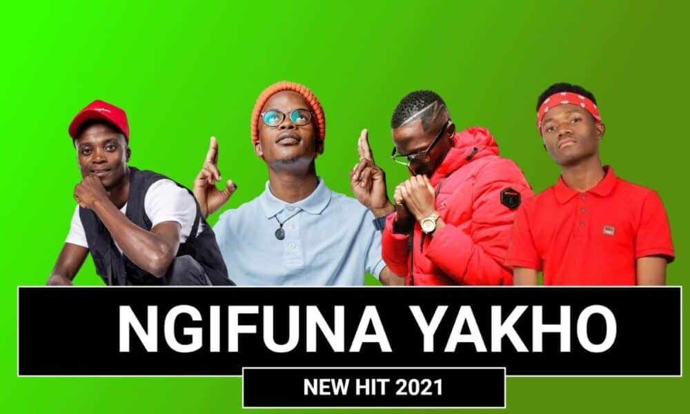 King Monada - Ngifuna Yakho ft TNS,Leon Lee & Mack Eaze
