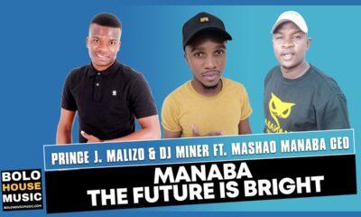 Prince J.Malizo x Dj Miner - Manaba The Future