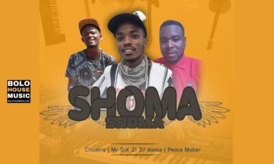 Shoma Shoma - Chuzero x Mr Six21 Dj Dance & Peace Maker