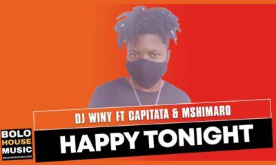 DJ Winy - Happy Tonight ft Capitata & Mshimaro