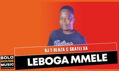 Leboga Mmele - DJ T-Blaza