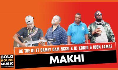 CK The DJ - Makhi