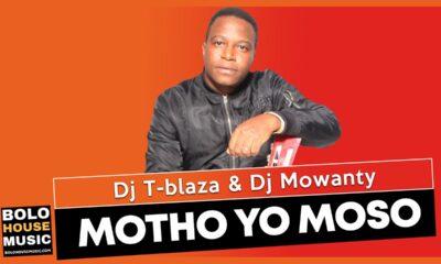 Motho Yo Moso - Dj T-blaza x Dj Mowanty