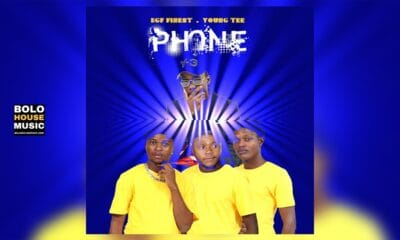 Phone - BGF Finest x Young Tee