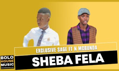 Exclusive Sage - Sheba Fela