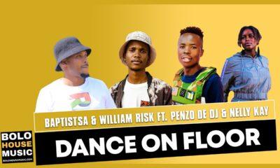 BaptistSA x William Risk - Dance On Floor