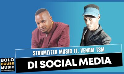 Stormlyzer - Di Social Media feat. Venom TSM
