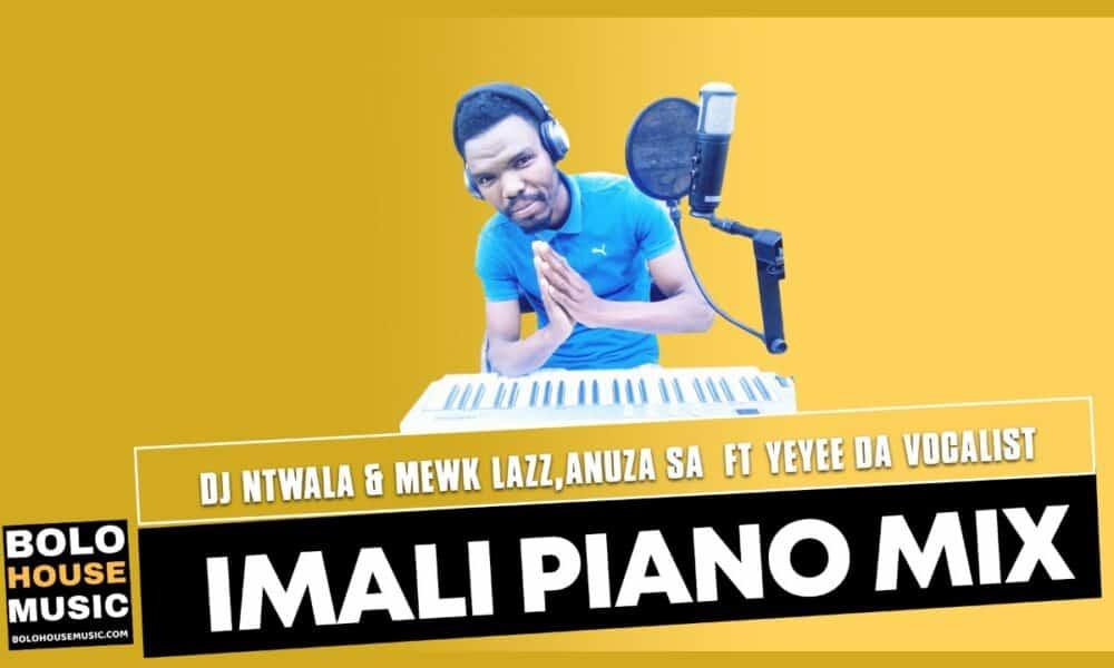 lmali- DJ Ntwala