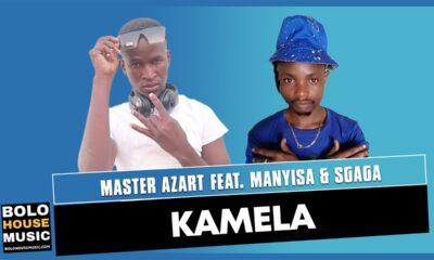 Master Azart - Kamela Feat Manyisa & Sgaga