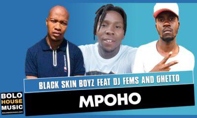Black Skin Boyz - Mpoho