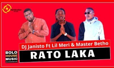 DJ Janisto - Rato Laka ft Lil Mery and Master Betho