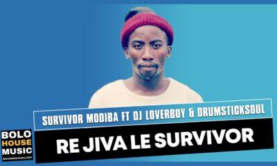 Survivor Modiba - Re Jiva Le Survivor