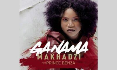 Makhadzi - Ganama ft Prince Benza