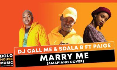 Dj Call Me & Sdala B - Marry Me ft Paige