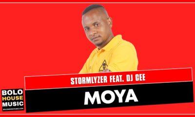 Stormlyzer - Moya feat. Dj Cee